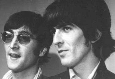 Another Shot of John and George